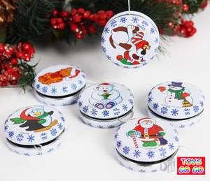ONE Christmas Yo Yo Toy,Kids,Boy,Party Favor Supply Bag Prize,YOY001