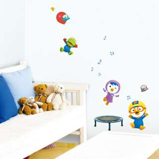 Kids Room Wall Stickers Nursery Vinyl Decals Decor
