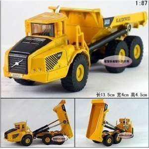 and retail childrens toys&dump truck truck alloy 1:87: Toys & Games