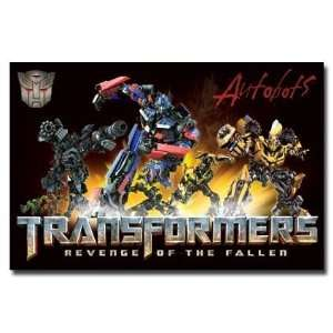 Transformers 2   Autobots by unknown. Size 22.00 X 34.00